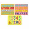 <strong>Magnetic Wonderfoam Puzzles, Three Puzzles</strong> by Chenille Kraft Company
