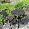 <strong>Summer Terrace Fleuretta Dining Bistro Set</strong> by Europa Leisure