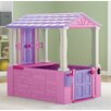 American Plastic Toys Girl's Play House