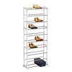 Lynk 10 Tier Shoe Rack