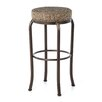 <strong>Pastel Furniture</strong> Woodhaven Swivel Barstool in Espresso Annigre