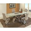 Pastel Furniture Fountain Valley 5 Piece Dining Set