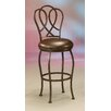 "<strong>Pastel Furniture</strong> Oxford 26"" Swivel Bar Stool with Cushion"