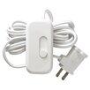 Lutron White Portable CFL/LED Dimmer