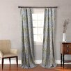 <strong>Milan Gray Cotton Lined Window Panel Pair</strong> by City Scene