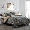 City Scene Milly Duvet Cover Set