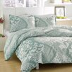 City Scene Medley Duvet Cover Set