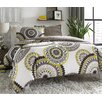 City Scene Radius Lemon Drop Reversible Comforter Set