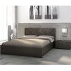 Stellar Home Furniture Sienna Circles Platform Bedroom Collection