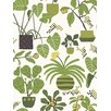 Marimekko Volume 4 Ikkunaprinssi Botanical Wallpaper