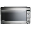 Panasonic® 1.6 Cu. Ft. 1250W Genius Sensor Countertop / Built-In Microwave Oven with Inverter Technology