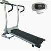 Sunny Health & Fitness Magnetic Manual Treadmill