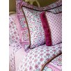Modern Vintage Girl Sheet Set