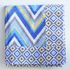 <strong>Ikat Chevron Spill Mat</strong> by Caden Lane