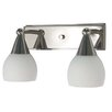 Moderne 2 Light Vanity Light