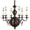 Windsor 6 Light Dining Chandelier