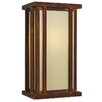 <strong>Arroyo Craftsman</strong> Glencoe 1 Light Wall Sconce