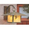 Monterey 1 Light Outdoor Wall Lantern