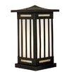 Arroyo Craftsman Himeji 1 Light Outdoor Post Lantern