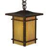 <strong>Katsura 1 Light Outdoor Hanging Lantern</strong> by Arroyo Craftsman