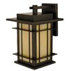<strong>Arroyo Craftsman</strong> Oak Park 1 Light Outdoor Wall Lantern