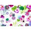 Komar Fototapete Fleurs de Paris - 254 x 368 cm