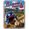 Northwest Co. MLB Atlanta Braves Tapestry Throw