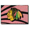 Northwest Co. NHL Chicago Blackhawks Novelty Rug
