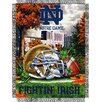 Northwest Co. NCAA Notre Dame Tapestry Throw