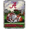 Northwest Co. NCAA Alabama Tapestry Throw