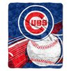 Northwest Co. MLB Chicago Cubs Sherpa Big Stick Throw