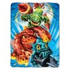 <strong>Northwest Co.</strong> Skylanders Giants Micro Raschel Polyester Throw
