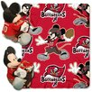 Northwest Co. NFL Tampa Bay Buccaneers Mickey Mouse Polyester Fleece Throw