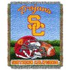 Northwest Co. NCAA University of Southern California Tapestry Throw