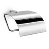 <strong>Picola Toilet Paper Holder with Lid</strong> by WS Bath Collections