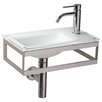 <strong>WS Bath Collections</strong> Linea Pocieta Bathroom Sink
