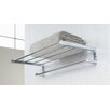 WS Bath Collections Metric Wall Mounted Towel Rack