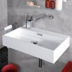 WS Bath Collections Modern Bathroom Sink