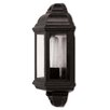 <strong>Montella 1 Light Half Flush Wall Light</strong> by Home Essence
