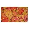 Design by AKRO Multi Leaf Coir Doormat
