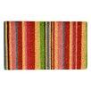 Design by AKRO Stripes Coir Doormat