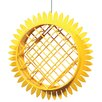 <strong>Akerue Industries</strong> Sunflower Hanging Suet Cake Bird Feeder