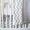 New Arrivals Zig Zag Baby 2 Piece Crib Bedding Set