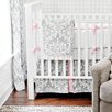 New Arrivals Stella 4 Piece Crib Bedding Set