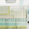 <strong>New Arrivals</strong> Sprout 4 Piece Crib Bedding Set