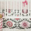<strong>New Arrivals</strong> Ragamuffin 2 Piece Crib Bedding Set