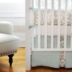 New Arrivals Picket Fence 3 Piece Crib Bedding Set