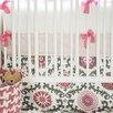 New Arrivals Ragamuffin 3 Piece Crib Bedding Set