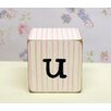 "<strong>New Arrivals</strong> ""u"" Letter Block"