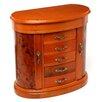 Mele & Co. Trinity Jewelry Box